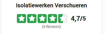 reviews Isolatiewerken Verschueren